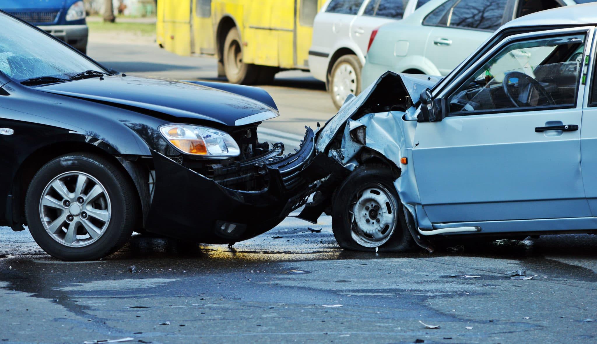 Fachanwalt für Verkehrsrecht Unfall Autounfall