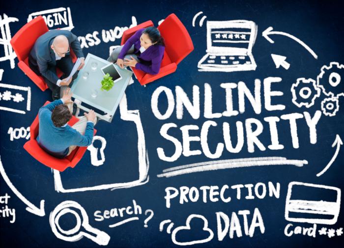 Online Security Sicherheit DSGVO